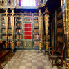 Гид Португалия город Коимбра Университет Библиотека Жуанина