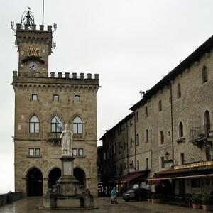 Италийский альбом, часть 1. Сан Марино