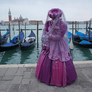 Италия_карнавальная Венеция_2015