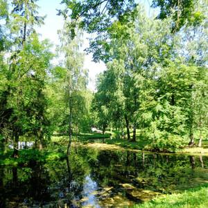 Императорский парк в Гатчине