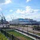 Речной порт Казани