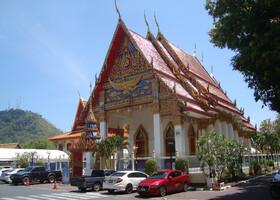 Начало путешествия по Таиланду. Пхукет таун