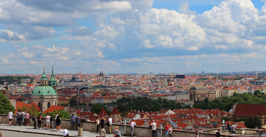 Старый Город Праги (Старе Место)
