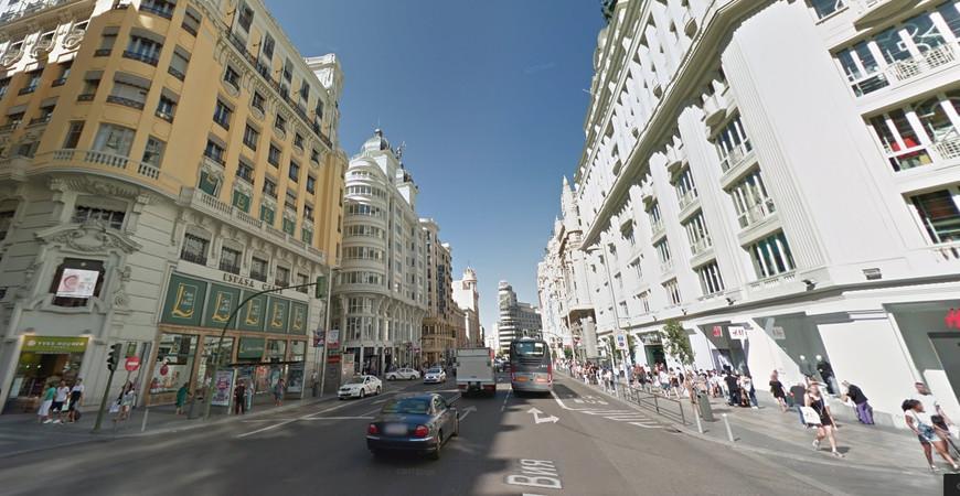 Улица Гран-Виа