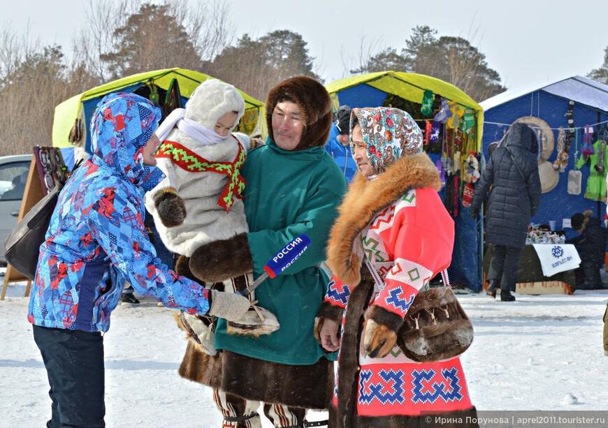 Праздник в деревне Русскинская масштабное, брендовое событие, поэтому не удивительно, что нами были замечены журналисты ведущих телевизионных каналов