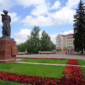Прогулка по центру Челябинска