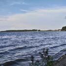Заславское водохранилище (Минское море)