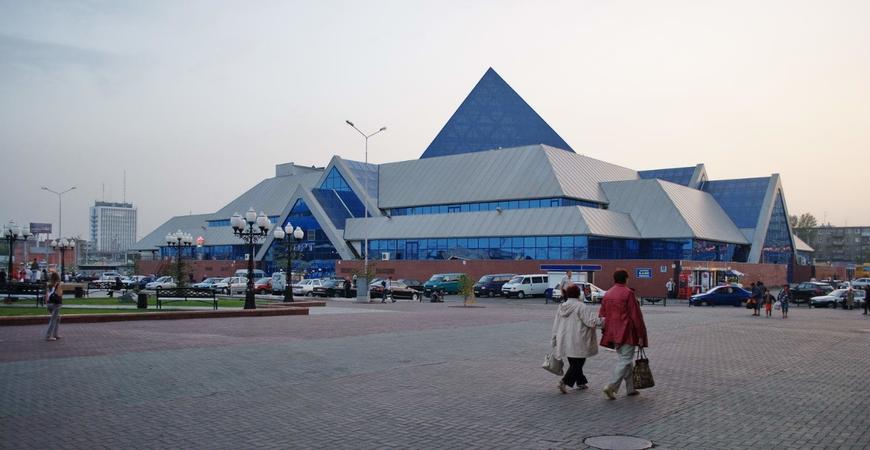 Автовокзал «Синегорье» («Южные ворота»)