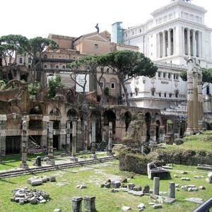 Италийский альбом, часть 3. Римские храмы