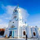 Знаменский кафедральный собор в Тюмени