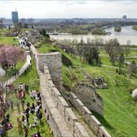 Фестиваль Vitez Fest в Белградской крепости (проходит в Лазареву субботу, предшествующую Вербному воскресенью, Врбице).