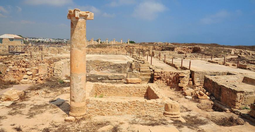 Гробницы царей в Пафосе (Царские гробницы)