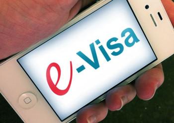 Украина вводит электронные визы для граждан 46 стран