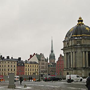 Стокгольм, 1 день (Финляндия + Швеция - 8)