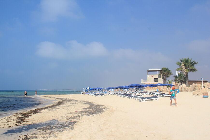 Пляж Айя-Текла (Айя-Фекла), Кипр. Фото, отзывы, отели рядом, как ... пляжи Кипра Лучшие пляжи Кипра – с белым песком, для тусовок, для отдыха с детьми 870 580 fixedwidth