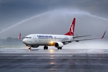 Турецкая авиакомпания стала лучшей в мире