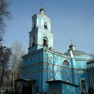 Храм Всех Святых в Перми