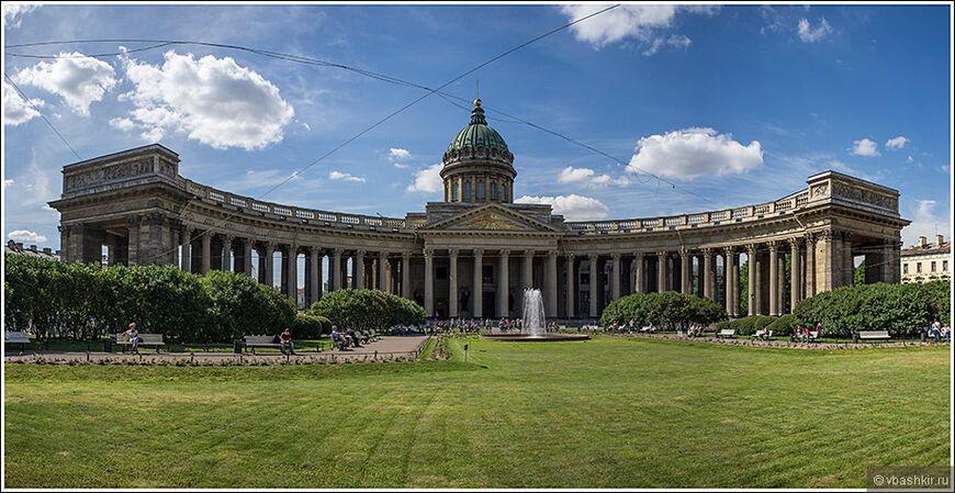 Казанский собор в Санкт-Петербурге Фото интересные факты описание история адрес как добраться