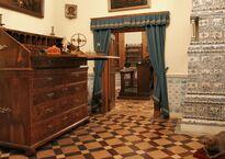 Кабинет в Зимнем дворце Петра I
