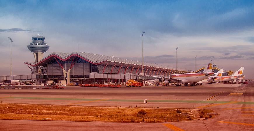 Аэропорт Мадрида «Барахас»