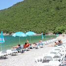 Пляж Жаница (Жаниц)