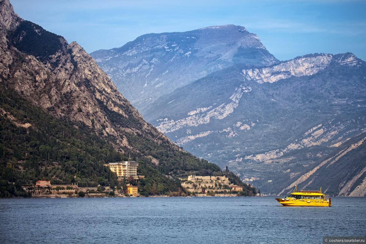 Отдых на озерах в италии фото
