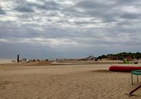 Центральный пляж Джемете