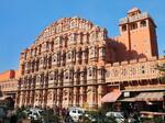 Джайпур, его дворцы и форты