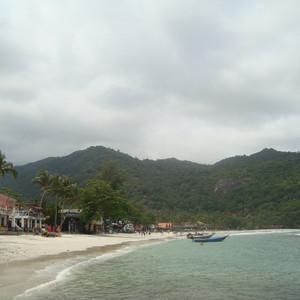 Таиланд. Остров Панган. Хаад Рин и Хаад Лила