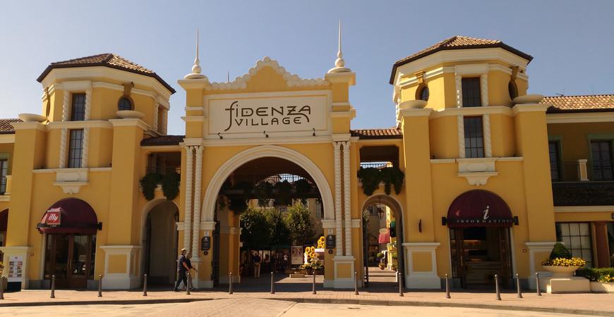 Fidenza Village Outlet Shopping
