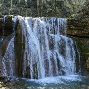 Царство воды: к Каверзинским водопадам
