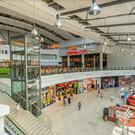Торговый центр Metropole Zlicin