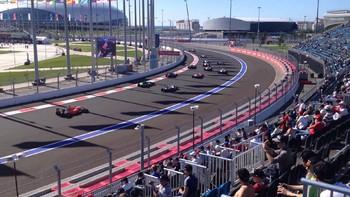 Формула-1 в Сочи перенесена на осень