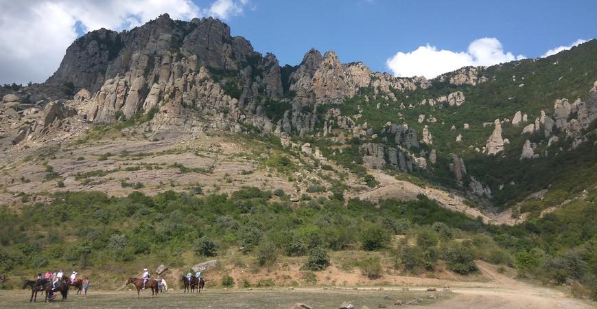 Гора Демерджи (Демерджи-яйла)