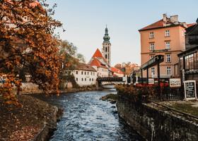 Чешский Крумлов — сказочный город