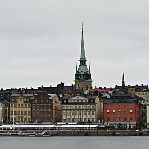 Стокгольм, 2 день (Финляндия + Швеция - 10)