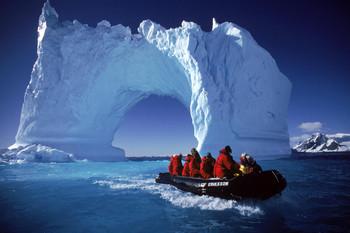 Россияне вдвое чаще покупают круизы в Антарктиду