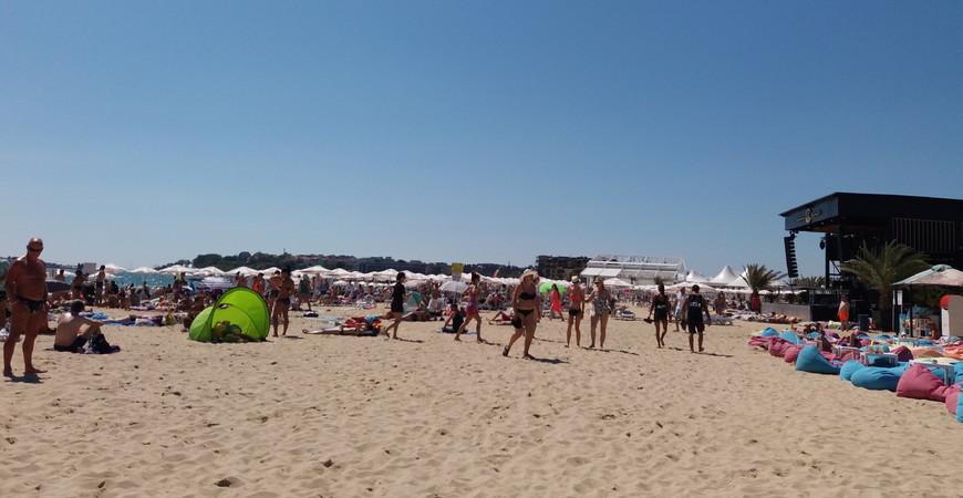 Пляж «Какао-Бич»