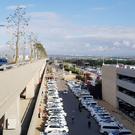 Аэропорт Тель-Авива «Бен Гурион»