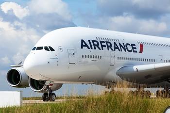 Air France отменит 30% рейсов из-за забастовки