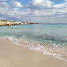 Пляж Крийо-Неро (Глики Неро)