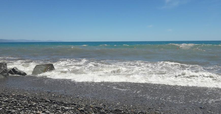Пляжи в Профессорском уголке