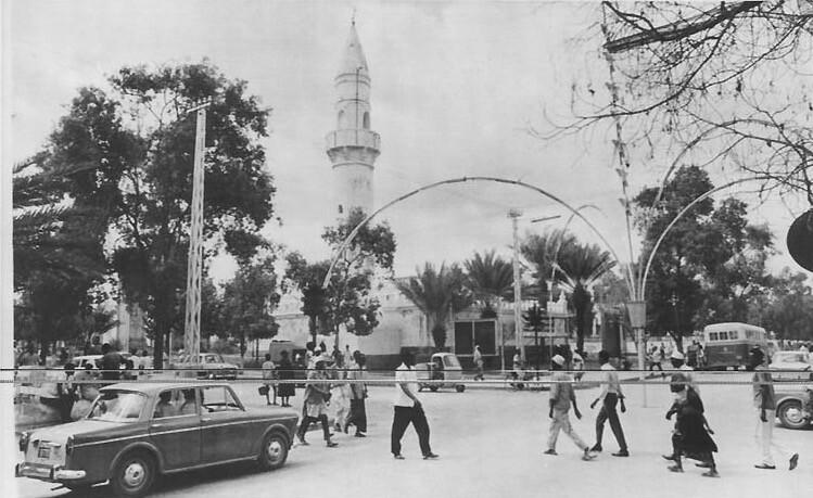 Могадишо 1960-е годы Фото: wordpress.com