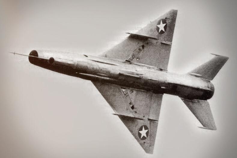 Миг-21 Фото: warspot.ru