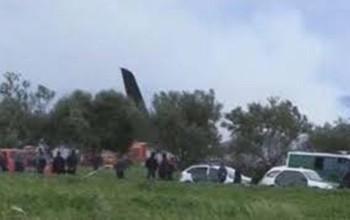 В Алжире рухнул военно-транспортный самолёт: около 250 погибших