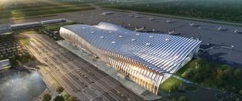 Все рейсы в Крым с 16 апреля начнёт принимать новый терминал аэропорта Симферополь