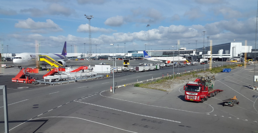 Аэропорт Копенгагена «Каструп»