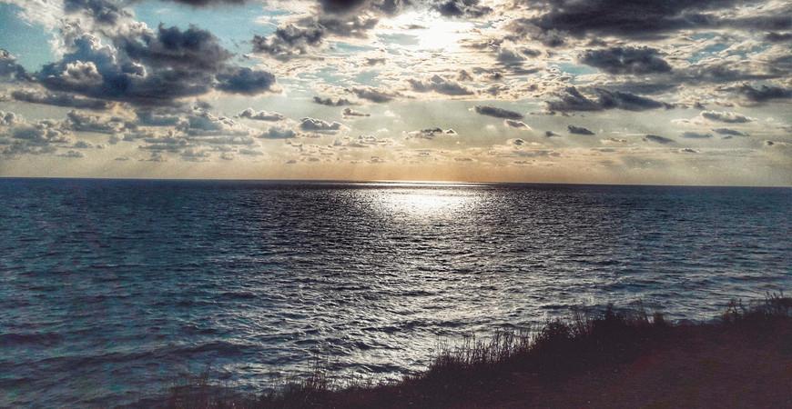 Пляж «Маяк» в Анапе