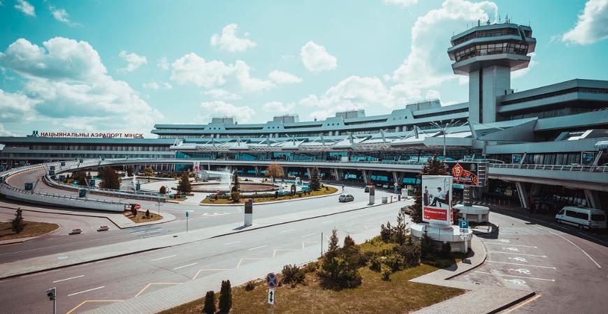 Национальный аэропорт Минск-2