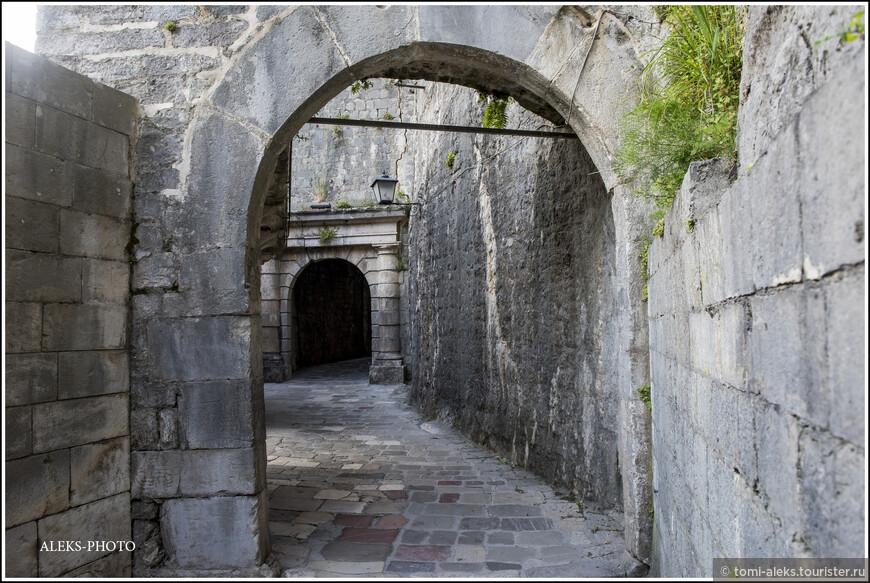 Эти стены пережили много веков.